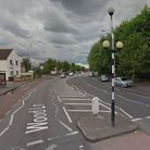 A child was knocked down in Wood Lane, Dagenham (Picture: Google Maps)