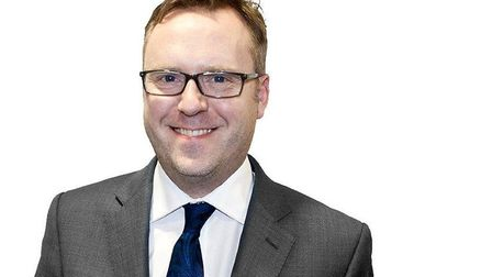 Chris Naylor is the council's chief executive