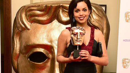 Georgina Campbell won a BAFTA for Murdered By My Boyfriend. PICTURE: Ian West/PA Images