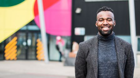 Former UEL sports science student Alex Oviawe is launching his company next month