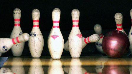 The charity event is taking place at Dagenham Bowling