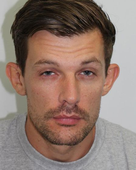 James Whitlock has been jailed for 24 months. Picture: MET POLICE