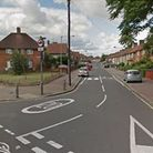 The attack took place near the junction of Downing Road and the Heathway. PICTURE: Google Streetview