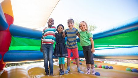 Mayesbrook Park will host a free Family Adventures Fun Day. Picture: LBBD