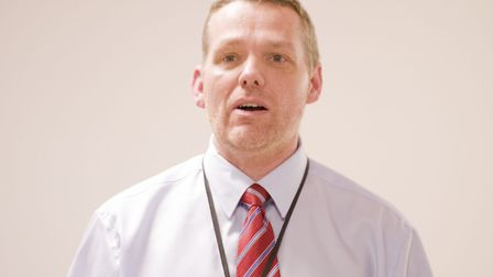 Councillor Darren Rodwell is the leader of Barking and Dagenham Council. (photo: Arnaud Stephenson)