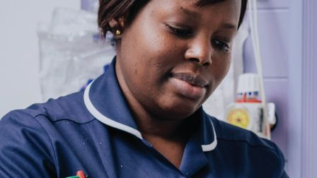 It;s hoped that the UEL course will help local people to fill the nrusing vacancies in east London.