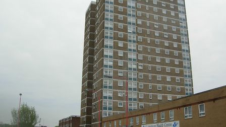 Laburnum House on the Becontree Estate. Picture: Archant