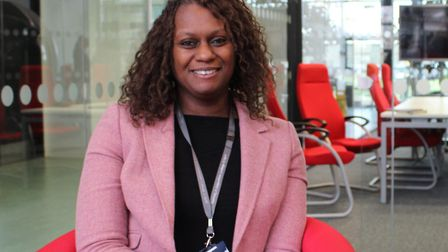 Principal Yvonne Kelly (Picture: Barking and Dagenham College)