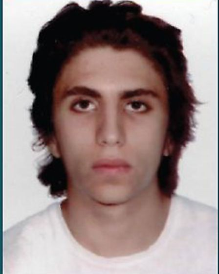 Youssef Zaghba. Picture: Met Police