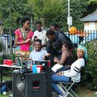 Hundres attended The Block BBQ, which was partially funded by the council. PICTURE: Torriece McAllis
