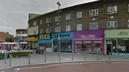 London Road. Picture: Google