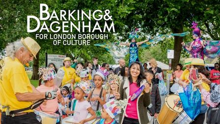 Barking and Dageham Council have launched a bid to become London's borough of culture. Picture credi