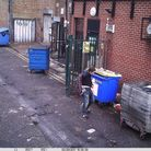 Cllr Rodwell admitted being 'sick to the back teeth' of fly-tipping in Barking and Dagenham Picture: