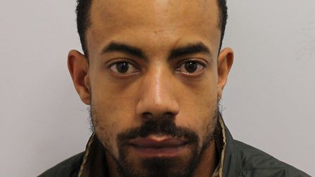 Do you know where Aston Ellis is? Picture credit: Essex Police.