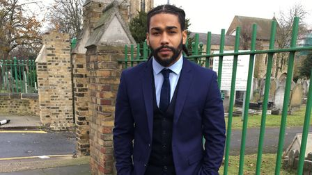 Jermaine Lawlor says some young people from estates are being groomed into joining gangs and dealing