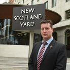 Det Ch Supt Sean Yates leads Operation Sceptre tackling youth knife crime. Picture: Ken Mears