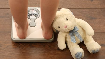 Bexley has one of the highest levels of child obesity in London Picture: Chris Radburn/PA Images