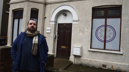 The Addaction Drugs Centre in Barking is due for closure. David is a service user and is concerned a
