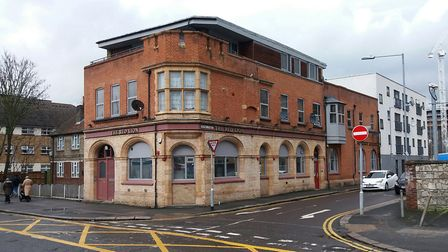 The Drug service centre at the old Red Lion pub which is also due for closure
