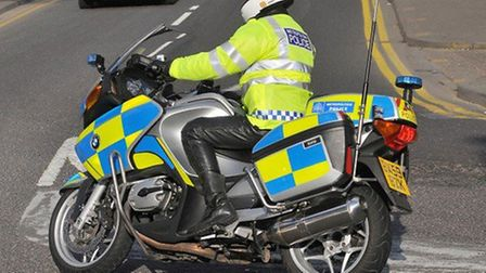 Daniel Bailey, 22, yesterday pleaded guilty to drug driving at Basildon Magistrates Court. Picture: