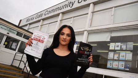 Leigh Harris wants to open a youth club in her area to get kids off the street following the stabbin