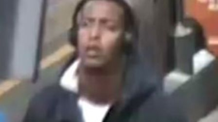 Police would like to speak to this man Picture: BTP