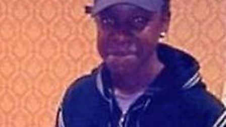 Lyndon Davis died after being stabbed in Chadwell Heath. Picture: Met Police