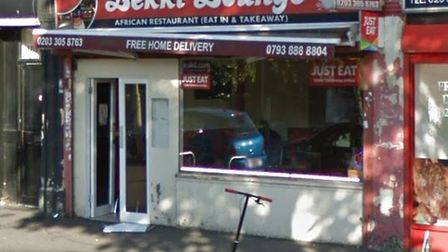 The Lekki Lounge in Porters Avenue was ordered to pay £1200, £821.50 to the council and a victim su