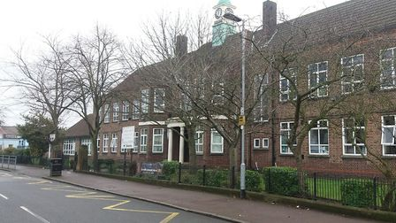 Barking Abbey School is set to lose the highest amount of funding. Pic: Ken Mears