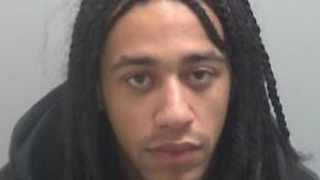Clayton Bailey was jailed for nearly three years. Picture: Essex Police