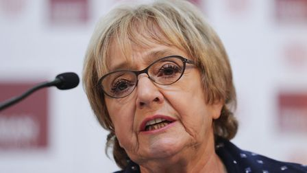 Barking MP Dame Margaret Hodge. Picture: Yui Mok/PA Images