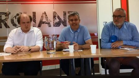 Barking and Dagenham local election hustings. Picture: Archant