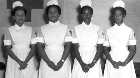 NHS Windrush nurses. Picture: NHS ENGLAND
