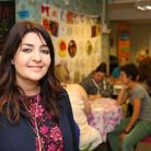 Sadia Ur-Rehman is running the sessions in Marks Gate again this summer. Picture: Paul Bennett
