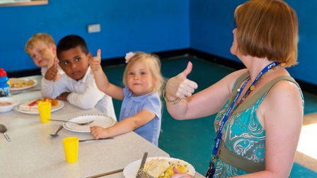 Dorothy Barling Infant School will receive �5,000. Picture: Essex Freemasons