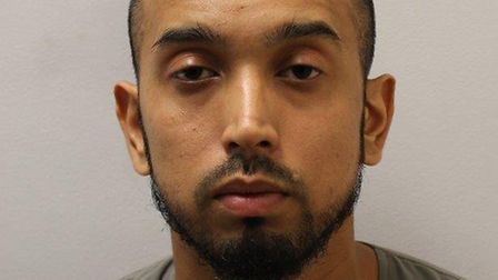 Mohammed Shaid was found guilty of murder and jailed for 30 years. Pic: Met Police