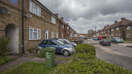 The borough has lost 48,500 council homes under the Right to Buy scheme. Pic: Marcus Taylor