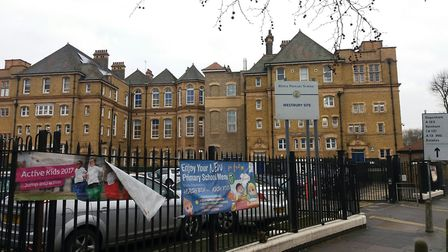 The council has pledged �13 million to improve schools like Ripple Primary. Picture: Ken Mears