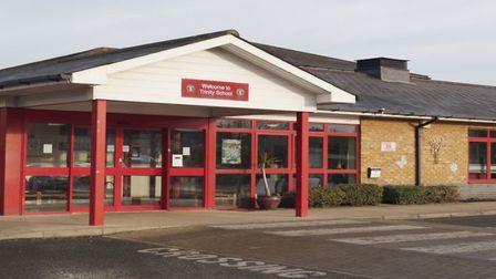 Trinity School will receive a million pounds for improvements. Picture: LBBD