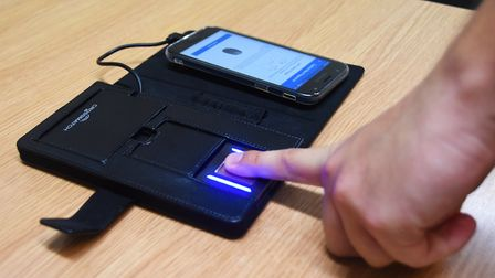 The Met claims it has become the first British police force to develop its own mobile fingerprint de