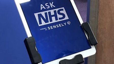 App aims to provide residents of Barking Riverside with on demand access to local NHS services. Pict