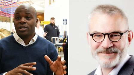Shaun Bailey has beaten Andrew Boff to become the Conservative Party's candidate for the mayoral ele