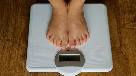 Obesity levels among Year 6 pupils in the past five years. Picture: Radar