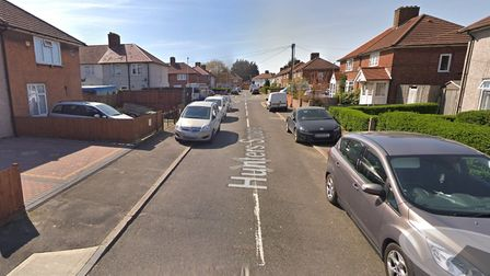 A 21-year-old man was stabbed in Hunters Square, Dagenham. He was rushed to hospital and his injurie