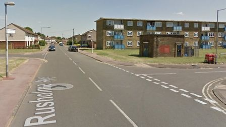 Two police officers were assauled in Rusholme Avenue, Dagenham, with one requiring hospital treatmen