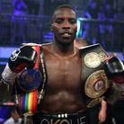 Lawrence Okolie has already won the WBA continental and Commonwealth cruiserweight titles this year