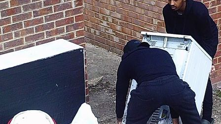 The latest episode focuses on serial flytippers. Pic: LBBD