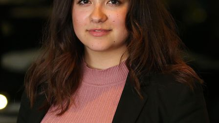 Teenager Vasilena Mladenova is calling for more diversity in the workplace in order to ensure busine