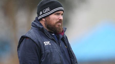 Barking director of rugby Andrew Moreland (pic: George Phillipou/TGS Photo)