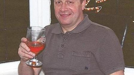 Hit-and-run victim Christopher Ritchie. Picture: Submitted